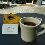 コーヒーボーイ - ドリンク写真:モカ・ナチュラル3種抽出法飲み比べ
