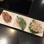 コカレストラン - 前菜