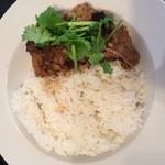 コカレストラン - 角煮ライス