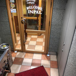 インパール - 地下に入口