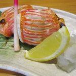 山田屋食堂 - キンメ塩焼き 1300円