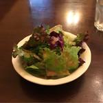 68398560 - サラダ。                         美味し。