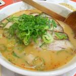 らーめん大王 - 四川叉焼麺 2倍