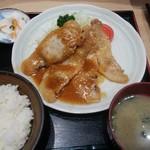 茨城もりの市場食堂 -