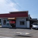 コムギラーメン - 店舗外観