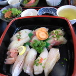 684785 - 蓬莱にぎり寿司定食