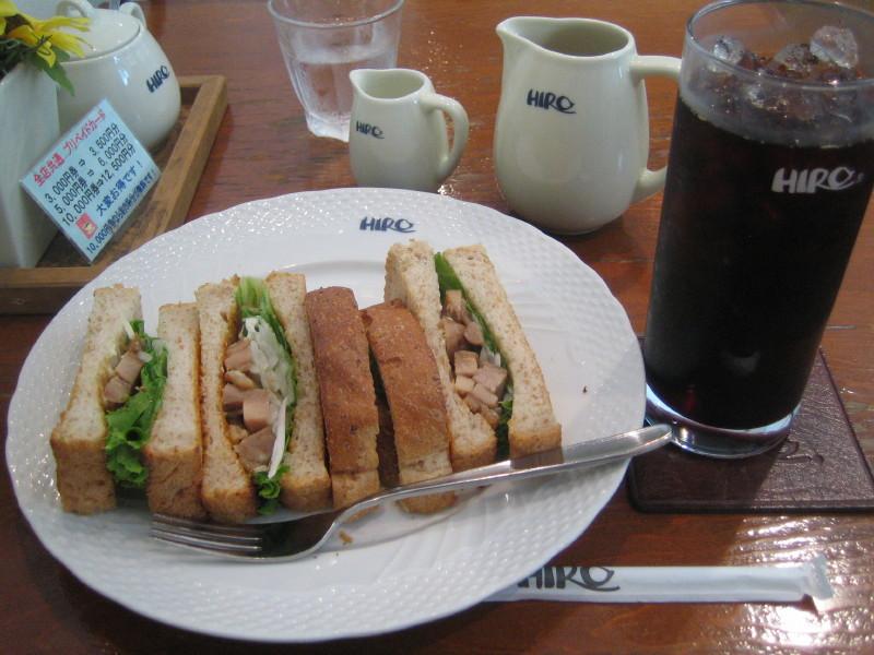 ヒロコーヒー 千里セルシー店
