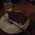 さぼうる - チョコレートケーキ