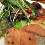 バッカス - 前菜の盛り合わせ