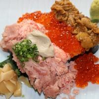 朝とった魚 薩摩じんべえ - じんべえ定番!こぼれ寿司
