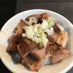 カネキッチン ヌードル - ランチ肉飯のUP!('17/06/11)