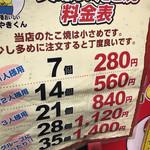 大阪で1番おいしいたこやきくん なんば店 -