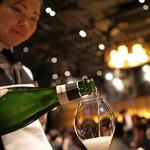 ブルーノート東京 - Champagne Michel Gonet Grand Cru Mesnil Sur Oger
