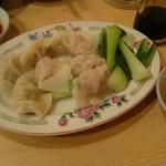 蝴蝶蘭 - 料理写真:水餃子