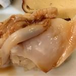 政五ずし - 煮ハマグリ