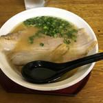 68404260 - 福島鶏白湯しょうゆ800円