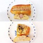 68404380 - ソーセージ/ツナポテトチーズ