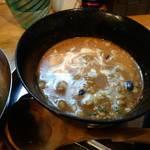 中華そば de 小松 - 豆乳付き