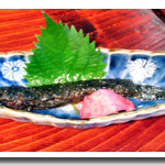 皿屋 福柳 - 有明海珍味・むつごろうの甘露煮
