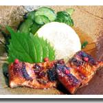 皿屋 福柳 - うざく(うなぎと胡瓜の酢の物)