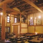 皿屋 福柳 - 最大60名様収容のテーブル席