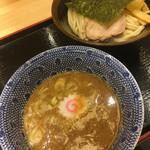 舎鈴 - つけ麺 並 (630円)