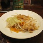横濱ハイハイ樓 - 野菜炒め