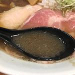 ひな多 - 地鶏と煮干しのスープ