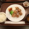 玄林館  別府湾サービスエリア 上り線 - 料理写真:とり天定食