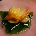 駒草 - 料理写真:宮城赤貝、三杯酢
