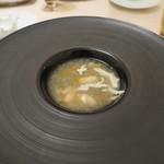 68410549 - トスカーナ伝統のスープ カラバッチャ