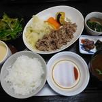 きりん食堂 - 料理写真:オリーヴ焼¥1058-