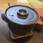 ヒカリヤ ヒガシ - 29年6月 土鍋御飯