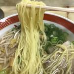 新生軒 - 麺。