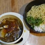 てっぺん - 鶏煮干しつけ麺【醤油】