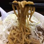 68414534 - ★油そば(880円)大盛(160円)★麺リフト!