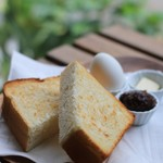 NAGICOFFEE - 厚切りトースト