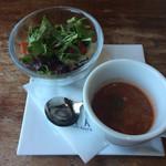 BIKAI - サラダ、スープ