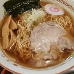 飯麺 富心 - 米沢ラーメン 600円