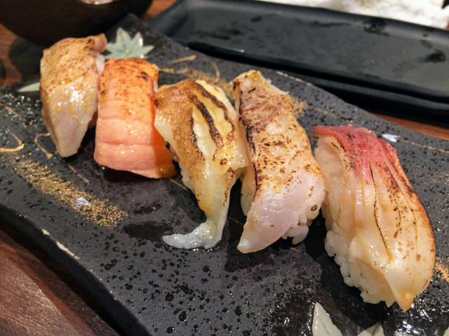 寿司と炉端焼 四季花まる 北口店 - 札幌/魚介料理・ …
