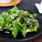 クッチーナ・サクラ - サラダ(パスタのセット)