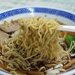 福寿 - 麺リフト コシがある。