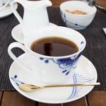 クッチーナ・サクラ - ホットコーヒー
