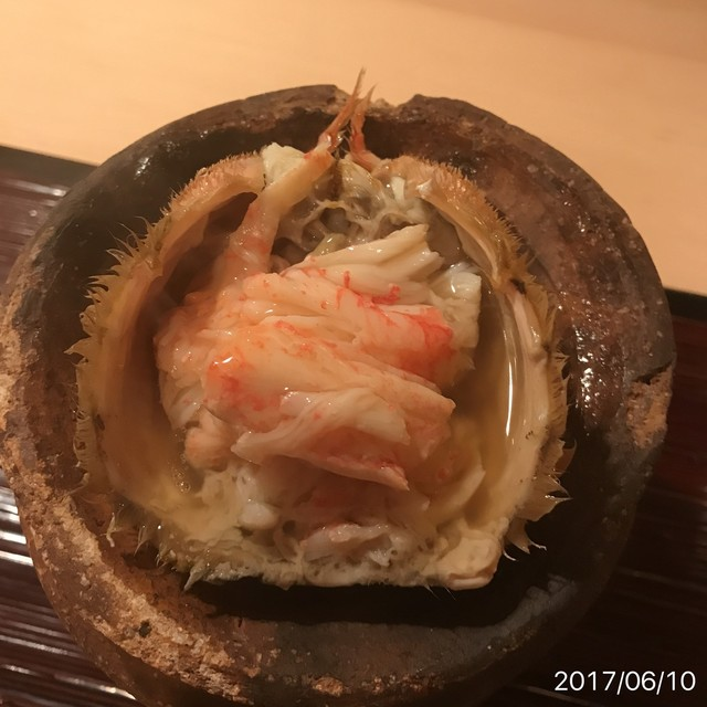 鮨ふじなが>