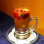 中国薬膳料理 星福 - 星福オリジナル薬膳茶(2100円)