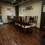 豚料理専門店らぶた - 【2017.6.11(日)】テーブル席