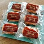 エピナール那須 - 客室に用意されていた菓子