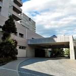 エピナール那須 - メインタワーの入り口
