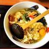 鳴門うどん - 料理写真:特製鳴門うどん950円