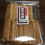 紀の川製菓 - 料理写真:格子せんべい